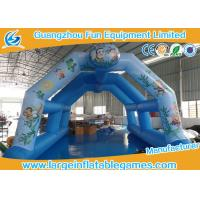 Wholesale 0.4mm PVC Inflatable Air Tent Tunnel Fire Retardant Attractive 12 Months Warranty from china suppliers