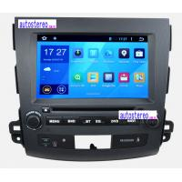 "Wholesale 8"" Android 4.4 Car Stereo GPS Navigation for Mitsubishi Outlander from china suppliers"