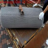 Wholesale Crimped Sand Screen Mesh For Industry Factory/ crimped wire mesh manufacturer,woven crimped wire mesh price,steel crimp from china suppliers