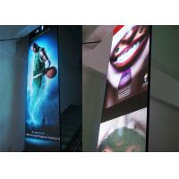 Quality RGB Double Sided LED Display For Advertising / LED Acrylic Display With 5.2mm Pixel Pitch for sale
