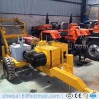 Wholesale Easy to operate Hydraulic puller with tensioner Cable Hauling Equipment from china suppliers