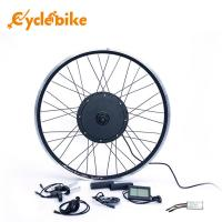 Wholesale 48V 750W Front Wheel Electric Bicycle Conversion Kit High Speed 40-45km/h from china suppliers