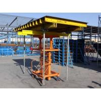 Wholesale Height Adjustable Shifting trolley for transporting table formwork from china suppliers