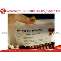 Wholesale Gamma-Butyrolactone GBL Raw Material Colourless Oily Liquid Pharmaceutical CAS 96-48-0 from china suppliers