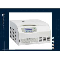 Wholesale Large Capacity Centrifuge Microbiology Lab Equipment ,  Science Lab Equipment For Blood Bags from china suppliers
