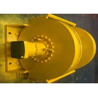 Quality Small Size Tower Crane Winch 6 Ton / 8 Ton With Special Drum Grooving for sale