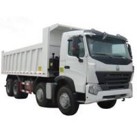 Wholesale popular type HOWO 371hp dump truck white color direct selling LHD or RHD from china suppliers