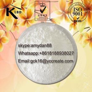 Quality Sex Enhancer Hormone Powder Yohimbine Hydrochloride / Yohimbine HCl CAS 65-19-0 for sale