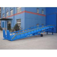 Wholesale Adjustable Warehouse Mobile Loading Ramp 8T 14 ton For Container Loading & Unloading from china suppliers