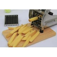 Buy cheap Stainless Steel Patato Slicer Potato Chip Cutter With  Blades easy use sharper food machine stainless steel from wholesalers