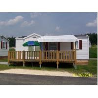 Wholesale Prefab Mobile Homes Prefabricated House White Modular Small Vacation House from china suppliers