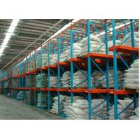Wholesale Cold room Heavy Duty selective pallet racking with double side bracket from china suppliers