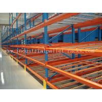 "Wholesale Steel Mesh Shelving Racks Carton Flow Rack Width 106"" x Depth 63"" in 2200LBS Weight from china suppliers"
