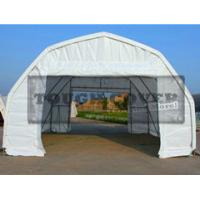 Buy cheap Low cost, Steel frame, 6.2m wide Hexagon Tent from wholesalers