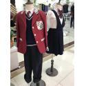 Custom Shirt Vest Blazer Skirts Sports Design Formal University Primary High for sale