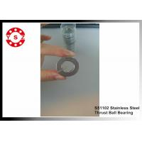Wholesale S51102 Single Direction Thrust Ball Bearing 304 440 420 Stainless Steel from china suppliers