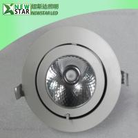 Wholesale 20w 25W Elephant nose design shape LED Downlight, Shopping Mall LED Downlights from china suppliers
