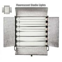 Buy cheap CE Approved Fluorescent Studio Lights , Fluorescent Photography Lights from wholesalers