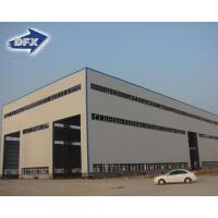 Wholesale Structural Steel Prefabricated Sheds / Factory Types Portal Frame Warehouse from china suppliers