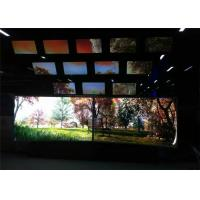 Wholesale 110inch curved Touch Large Screen Built with Win 8 System 10 Points Touch LCD from china suppliers