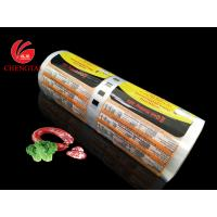 Wholesale Food Packaging Pouches / Films / Automatic Plastic Film for Sausage from china suppliers