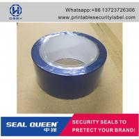 Buy cheap Best Sales Promotion For Tamper Seal Security Seal Tape to Carton Sealing in November 2017 from wholesalers