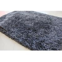 Wholesale Hand-tufted Black White Polyester Shaggy Area Carpet Rugs, Home Decorative Area Rug from china suppliers