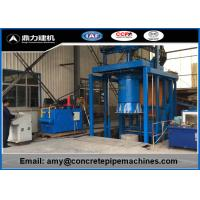 Wholesale XZ Series Vertical Concrete Pipe Machine For Flat / Socket / Rabbet Joint Pipe from china suppliers