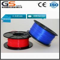 Wholesale 3d printing consumables plastic spool rod 1.75mm 2.85mm filaments from china suppliers