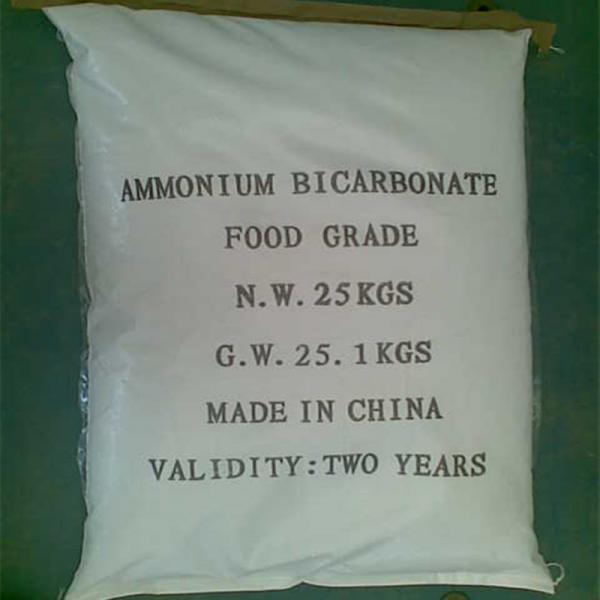 Ammonium bicarbonate abc cas no 1066 33 7 of item 105328572 - Bicarbonate d ammonium cuisine ...