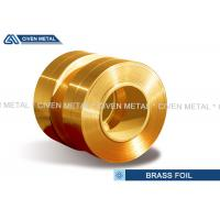 Wholesale Conduct Electricity and Thermal Metal Alloy - Brass / Bronze Foil Type from china suppliers