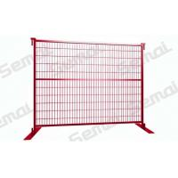 Wholesale New Sale Canada Temporary Fence from china suppliers