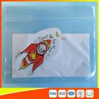 Wholesale Multi Color PE Custom Printed Ziplock Bags Resealable For Grocery Packing from china suppliers