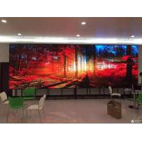 Wholesale IP21 Indoor Advertising LED Display Board P5 Rental Iron cabinet from china suppliers