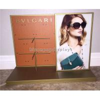Wholesale Eyewear Retail Shop Unit Small Counter Display Stands For Sunglasses Merchandising from china suppliers