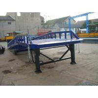 Wholesale Mobile loading dock 8 ~ 12 T Capacity Manual / Electrical 900mm range for Work Shop from china suppliers