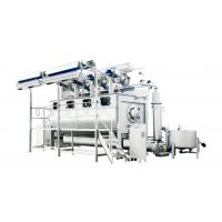 Quality Normal Temp Airflow Dyeing Machine High Accuracy With Constant Bath Ratio for sale