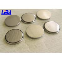 Wholesale Green Power Lithium 3v Battery , High Capacity 3v Coin Battery Cr2025 from china suppliers