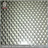 Wholesale China Foshan Manufacturer 14 16 18 20 22 Gauge Decorative Embossed Stainless Steel Sheet from china suppliers