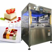 Wholesale Ultrasonic Stainless Steel Cheese Cutter Up To 360 Cuts Per Hour from china suppliers