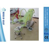 Wholesale Big Side Rail CE And ISO Obstetric Delivery Bed Obstetric Birthing Table from china suppliers