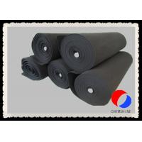 Buy cheap Activated Carbon Good Formability Felt 1MM - 3MM Thickness For Fume Purifiers from wholesalers