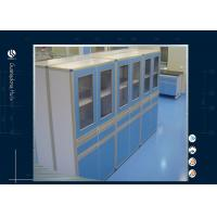 Wholesale Working Area Acid Safety Cabinet , Aluminum Frame Chemical Storage Units from china suppliers