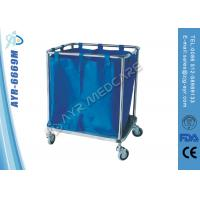 Wholesale Durable Hospaital Linen Cart Stainless Steel Medical Equipment for Nursing from china suppliers