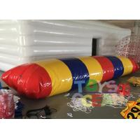 Wholesale 7x3m Commercial Garde Inflatable Water Blob Jumping Pillow for Aqua Game from china suppliers