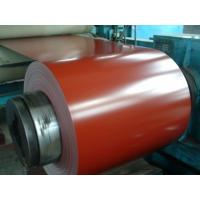 Wholesale EN-10147 Colored galvanized steel 0.35-0.8 mm according to Ral color card for construction from china suppliers