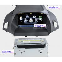 Wholesale Kuga 2013+  Ford Car Stereo GPS Headunit Multimedia with Phonebook and iPod Sliding Screen from china suppliers