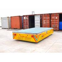 Wholesale Painting Line Four Wheels Steerable Trackless Carriage from china suppliers