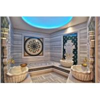 Wholesale Perfect Quality Five Star Hotel Design Polished Marmara White marble Tile& Slabs price from china suppliers