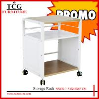 Wholesale TCG Mobile wooden storage racks from china suppliers